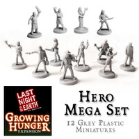 Last Night On Earth & Growing Hunger Heroes Set