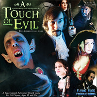 A Touch of Evil NON-US CUSTOMERS