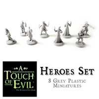 A Touch of Evil Heroes Set