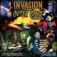 Invasion From Outer Space NON-US CUSTOMERS