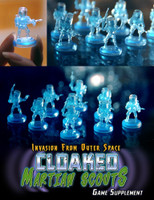 "Invasion From Outer Space ""Cloaked Martian Scouts"" Supplement"