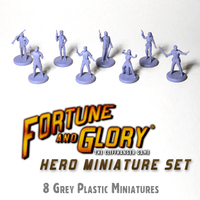Fortune and Glory Heroes Set