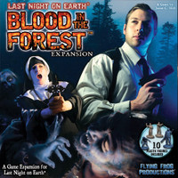 LNOE: Blood In the Forest Expansion US CUSTOMERS