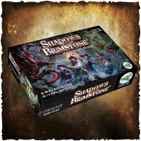 Shadows of Brimstone: Swamps of Death Pre-order