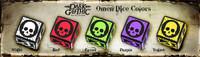 ATOE: Dark Gothic 2x Extra Omen Dice