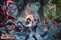 SOBS: Swamps of Death Poster/Art Print