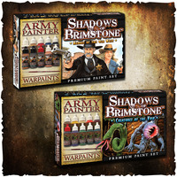 Shadows of Brimstone: Paint Set #1 and #2