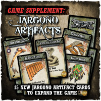 Shadows of Brimstone: Jargono Artifacts Supplement