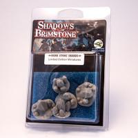 Shadows of Brimstone: RESIN Dark Stone Shards LIMITED EDITION