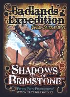 Shadows of Brimstone: Badlands Expedition Supplement