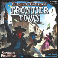 Shadows of Brimstone: Frontier Town Expansion US Customers