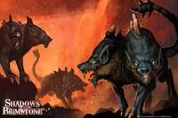 SOBS: Hell Vermin Poster/Art Print