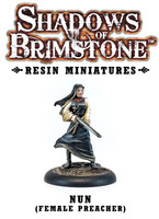 Shadows of Brimstone: Resin Nun LIMITED PREVIEW