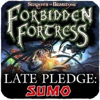 Forbidden Fortress Late Pledge: Sumo
