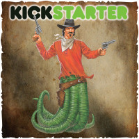 Shadows of Brimstone: Original Kickstarter Backers ONLY Colonel Scafford Upgrade