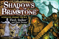 Shadows of Brimstone: Flesh Stalker and Flesh Drones Deluxe Enemy Pack