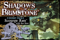 Shadows of Brimstone: Scourge Rats Enemy Pack
