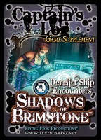 Shadows of Brimstone: Captain's Log Supplement