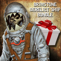 Brimstone Holiday Derelict Ship Bundle!