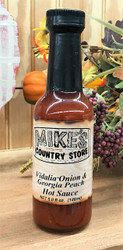Mike's Vidalia Peach Hot Sauce - 5 fl oz.