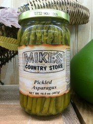 Mike's Pickled Asparagus