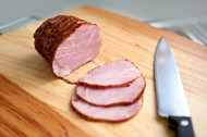 Boneless Smoked Ham for Seasoning - 1 lb.
