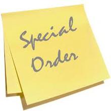 Special Order Swarovski Crystal Single Beaded Bracelet