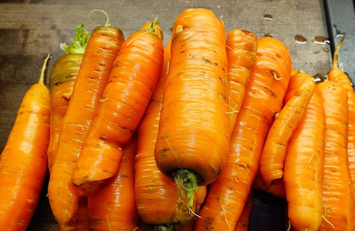Chantenay Red Cored Carrot Seeds QTY. 500