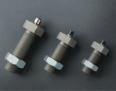 FSB-1205-C, Extension force: 4.9 N, Overall Length: 43mm, Cylinder Length: 30mm, Stroke: 5mm