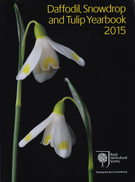 2015 RHS Daffodil, Snowdrop and Tulip Yearbook