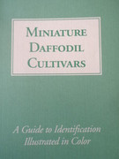Miniature Daffodil Cultivars: A Guide to Identification Illustrated in Color (book)