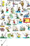 Fishing Clipart 1