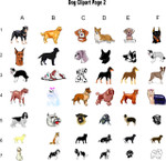 dog clipart 2