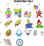 Vocational Clipart 2