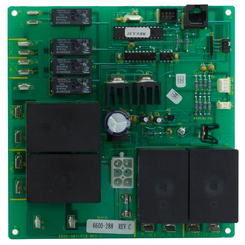 Jacuzzi J 300 Collection Circuit Board 240v Led