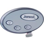 Jacuzzi Aux Control Panel 2600-324, 2600-304