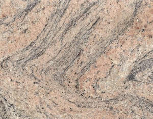 Custom Juparana Columbo Granite Bullnose (Pick Your Size - If Size Option Not Available, Submit Custom Size In Special   Instructions upon Item Checkout)