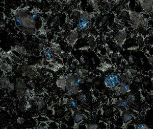 Custom Volga Blue Granite Bullnose (Pick Your Size - If Size Option Not Available, Submit Custom Size In Special   Instructions upon Item Checkout)