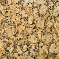 "Copy of Giallo Fiorito Granite 12""x12"" Tile - One Side Bullnosed"