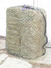 Texas square bale Eco net  1 inch net