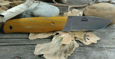 Landi Knives - PSK - Osage Orange Wood - A2 Steel