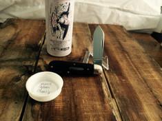 Tidioute - #25 Little Jack - Gabon Ebony Wood - Single Spear Blade