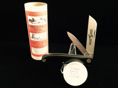 Great Eastern - #47 Hayn' Helper - Farm and Field  - Black Linen Micarta