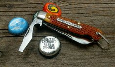 Tidioute - Huckleberry Boys Knife - Beer Scout - Golden Ale Jig Bone