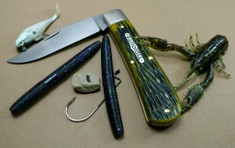 Great Eastern Cutlery - Tidioute - Stallion - Spring Green Jig Bone (1)