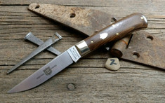 Great Eastern Cutlery -  Bird & Trout Hunter  - American Chestnut Wood - 2
