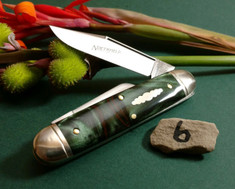 Great Eastern Cutlery -  Northfield  -  #35 Churchill - Hummingbird Acrylic - 6 - NEW RELEASE