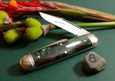 Great Eastern Cutlery -  Northfield  -  #35 Churchill - Hummingbird Acrylic - 8 - NEW RELEASE