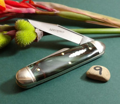 Great Eastern Cutlery -  Northfield  -  #35 Churchill - Hummingbird Acrylic - 9 - NEW RELEASE