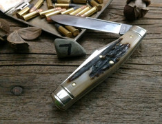 Great Eastern Cutlery - Northfield - Bull Moose - Sambar Stag - 7